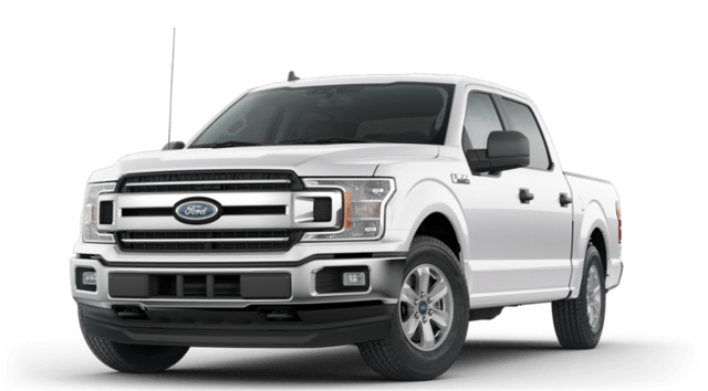 2020 Ford F-150 XLT 4WD SuperCrew 5.5 Box Truck